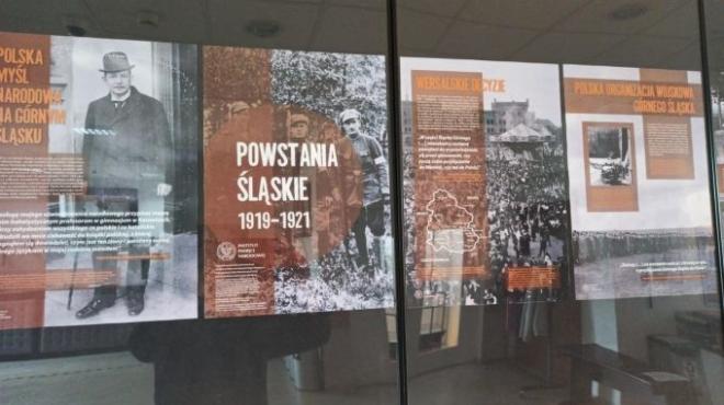 Wystawa z okazji 100. rocznicy III Powstania Śląskiego